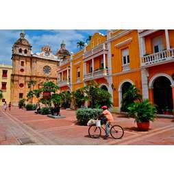 Богота - Эхе Кафетеро - Картахена