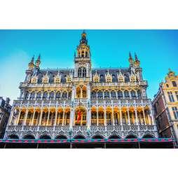 Амстердам (4 ночи) - Брюгге (2 ночи) - Брюссель (2 ночи)