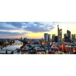Франкфурт-на-Майне Новый год 2021