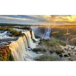 Рио. Карнавал.Водопады Аргентины.