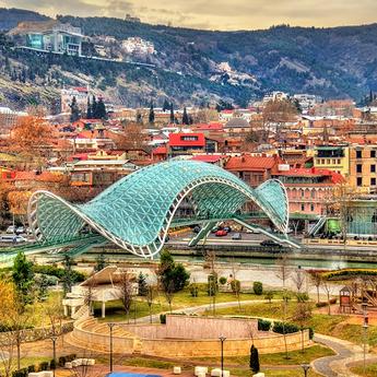 Лучший сезон в Грузии
