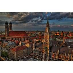 Западная Германия (13 дней)