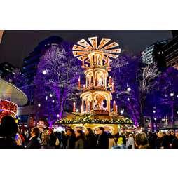 Берлин. Новогодние каникулы. 2021
