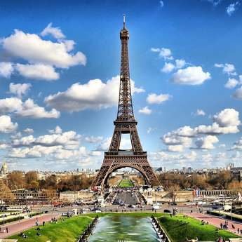 Париж – Аквитания – Юг Пиренеи – Лангедок – Прованс – Лазурный берег