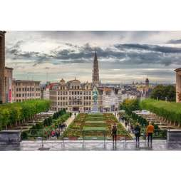 Амстердам (4 ночи) /  Брюссель 3 (ночи)