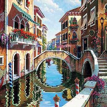 Венеция+круиз+курорт Абано Терме