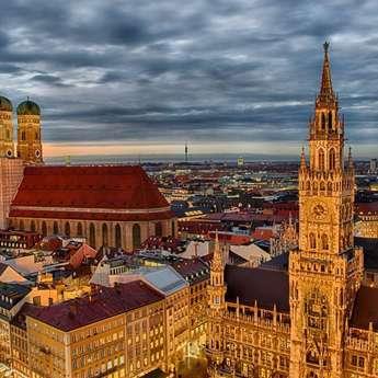 Мюнхен с выездом в Альпы. Новый год 2021