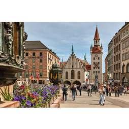 Восточная Германия 11 дней Новый год 2021