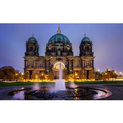 Германия - Бенилюкс (9 дней)