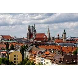 Мюнхен - Нюрнберг - Дрезден