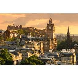 Лондон - Эдинбург