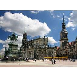 Дрезден - Прага (7 дней)
