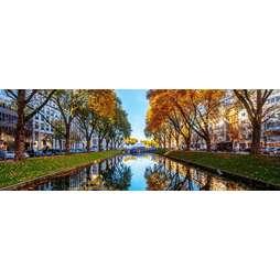 Дюссельдорф - Париж (7 дней)