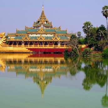 Мьянманский калейдоскоп