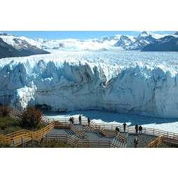 Ледники и Водопады