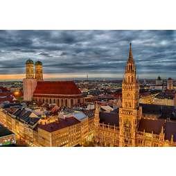 Мюнхен-Прага. Новогодние каникулы 2021