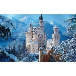 Мюнхен с выездом в Альпы