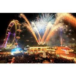 Новый Год в Очаровательной Вене