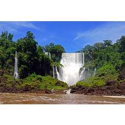 Аргентина – Бразилия: Огненная Земля и водопады Игуассу