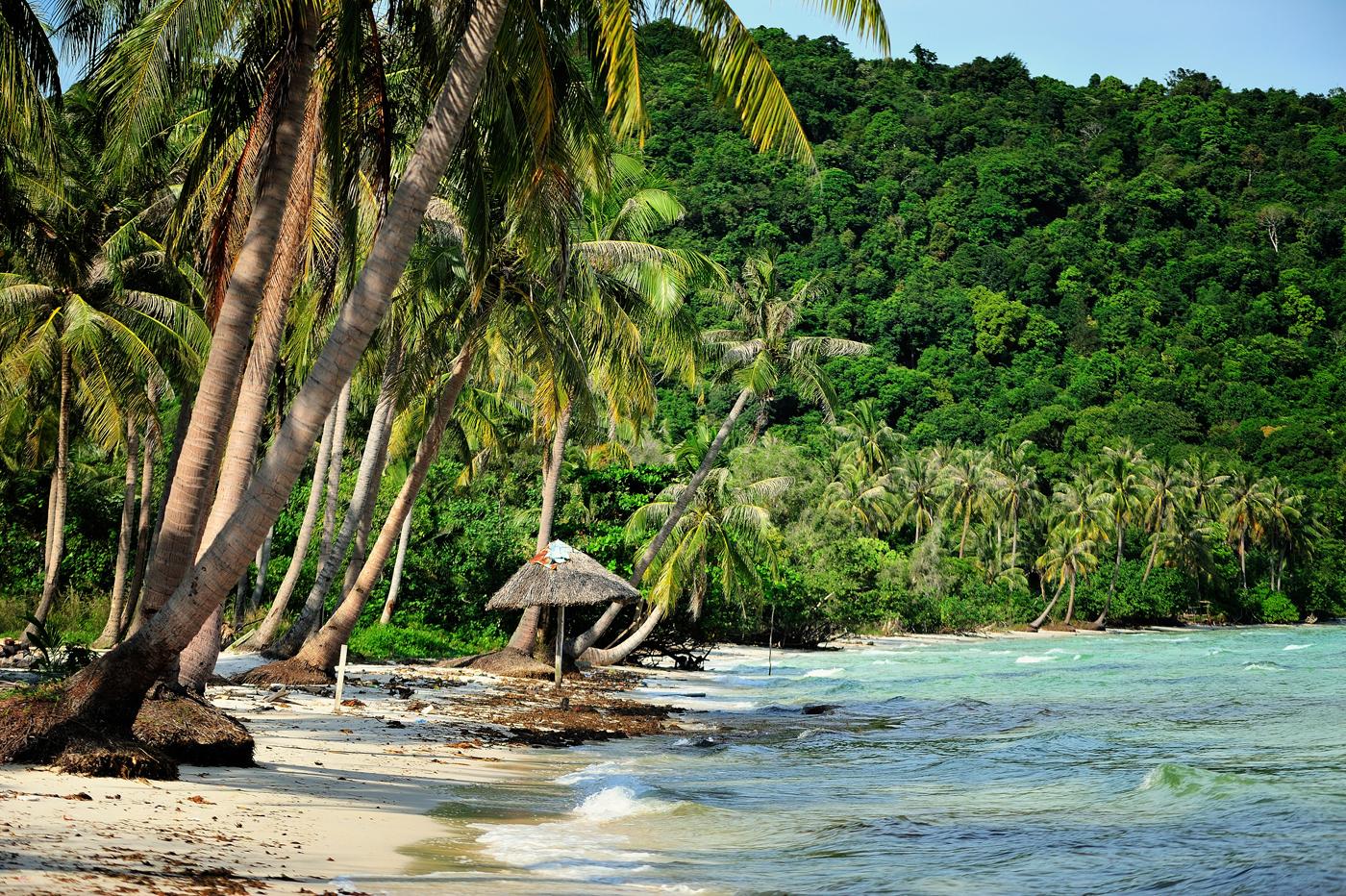 Вьетнам места отдыха фукуок пляжи фото